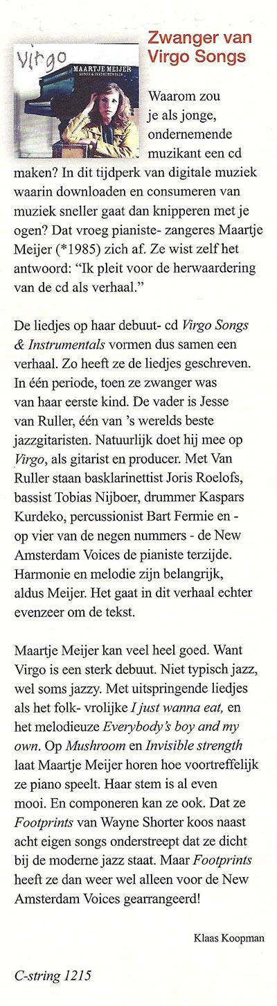Recensie-Pianowereld-Virgo-januari-2014